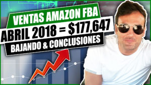 Ventas amazon fba abril