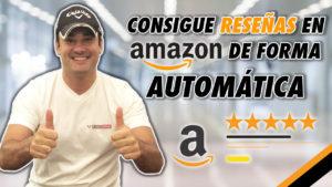 Consigue reseñas gratis en Amazon de forma automática