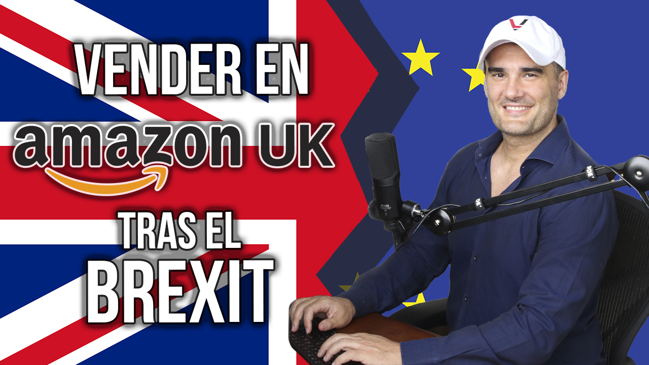 Vender en Amazon UK tras el Brexit