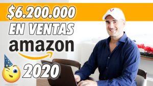 6200000 de ventas en amazon 2020