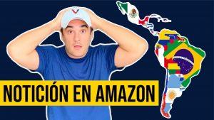 Nuevos países aceptados para vender en Amazon (Venezuela, Ecuador, Guatemala, Nicaragua, Uruguay)