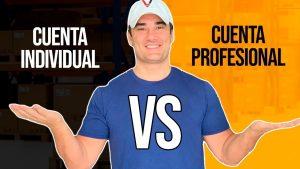 ¿Cuál es la mejor cuenta de Amazon? - Cuenta individual vs cuenta profesional